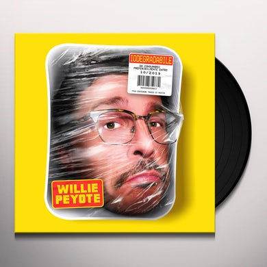 Willie Peyote IODEGRADABILE Vinyl Record