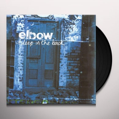 Elbow ASLEEP IN THE BACK Vinyl Record