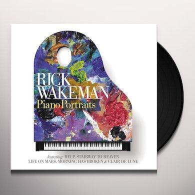 Piano Portraits Vinyl Record