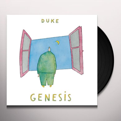 Genesis DUKE Vinyl Record