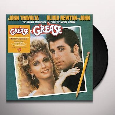 GREASE (40TH ANNIVERSARY) / Original Soundtrack Vinyl Record
