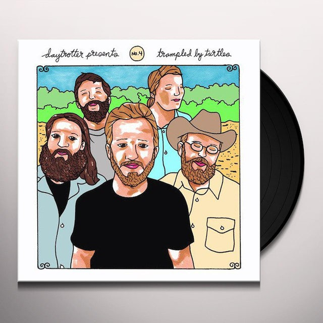 Trampled By Turtles / Lucero DAYTROTTER VINYL SERIES NO 4 Vinyl Record