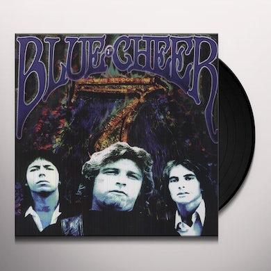 Blue Cheer 7 (BLACK VINYL) Vinyl Record