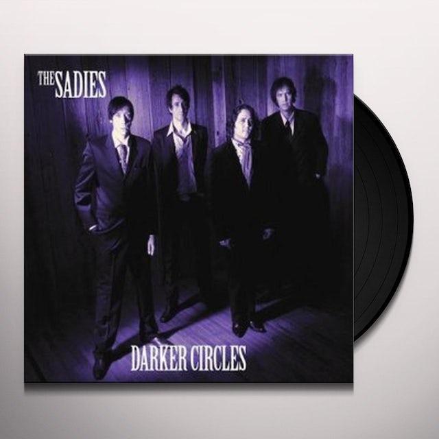 The Sadies DARKER CIRCLES Vinyl Record