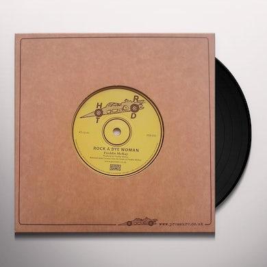 Freddie Mckay ROCK A BYE WOMAN Vinyl Record