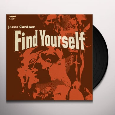 Jacco Gardner FIND YOURSELF Vinyl Record
