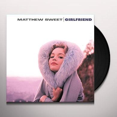 Matthew Sweet GIRLFRIEND Vinyl Record