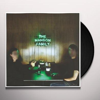 Heart Attack Man Manson Family Vinyl Record