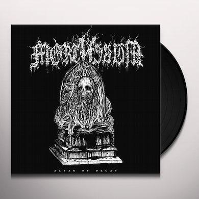 Mortiferum ALTAR OF DECAY Vinyl Record