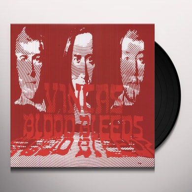 Vincas BLOOD BLEEDS Vinyl Record