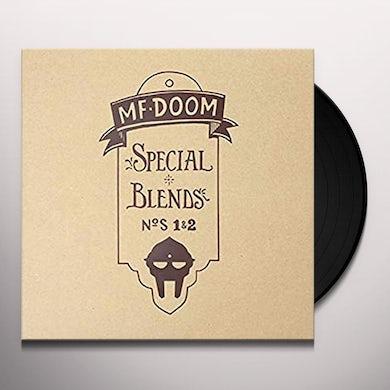 MF DOOM SPECIAL BLENDS VOL. 1 & 2 Vinyl Record