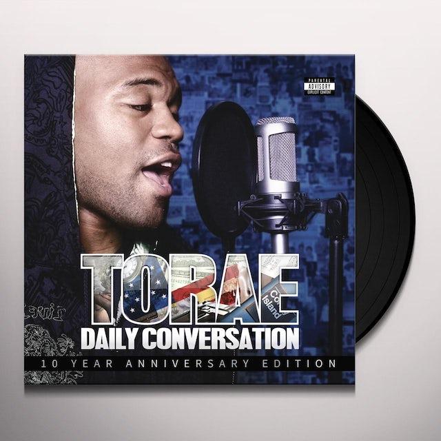 Torae DAILY CONVERSATION: 10TH ANNIVERSARY EDITION Vinyl Record