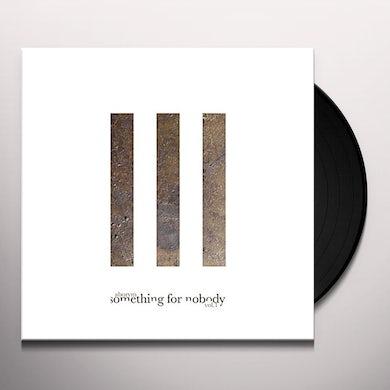 Aborym SOMETHING FOR NOBODY VOL 1 (WHITE VINYL) Vinyl Record