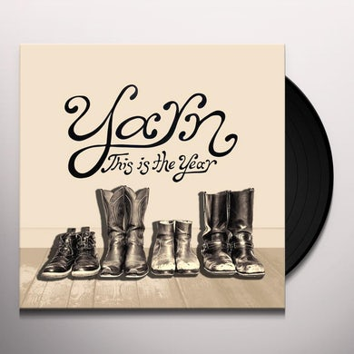 Yarn THIS IS THE YEAR Vinyl Record