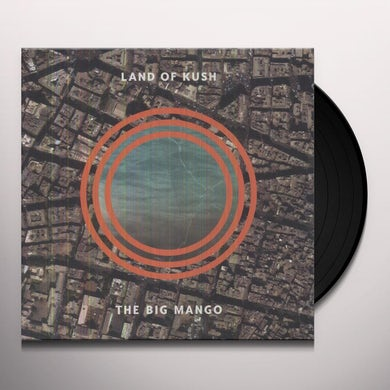 BIG MANGO Vinyl Record