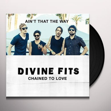 Divine Fits CHAINED TO LOVE Vinyl Record