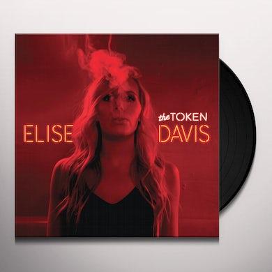 Elise Davis TOKEN Vinyl Record