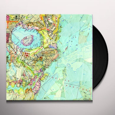 The Life and Times SKULL MAP Vinyl Record