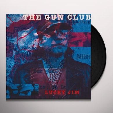 The Gun Club LUCKY JIM Vinyl Record