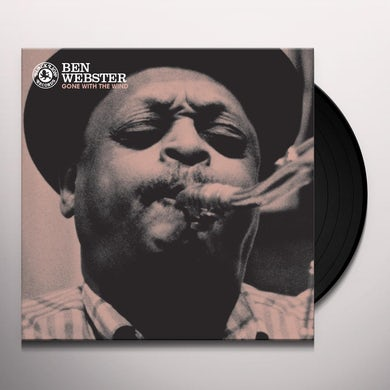 Ben Webster GONE WITH THE WIND Vinyl Record