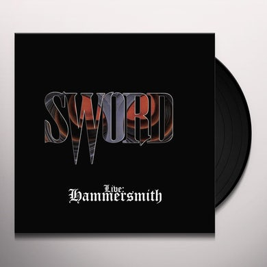 Sword Live Hammersmith Vinyl Record