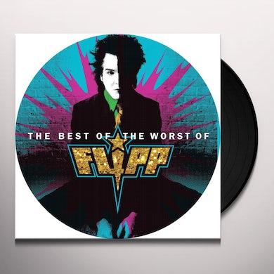 est Of The Worst Of Flipp Vinyl Record