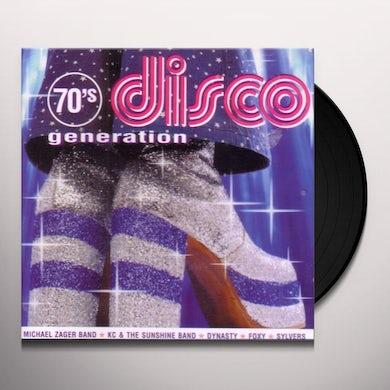 70'S Disco / Various Vinyl Record