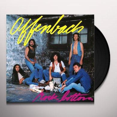 Offenbach ROCK BOTTOM Vinyl Record