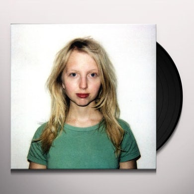 Polly Scattergood NITROGEN PINK Vinyl Record