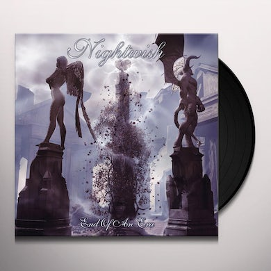 Nightwish END OF AN ERA Vinyl Record