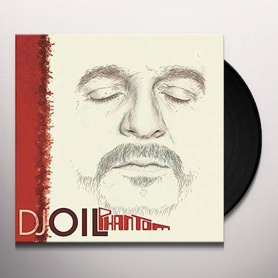 DJ OIL PHANTOM Vinyl Record - UK Release