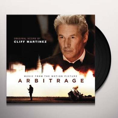 Cliff Martinez ARBITRAGE (SCORE) / Original Soundtrack Vinyl Record