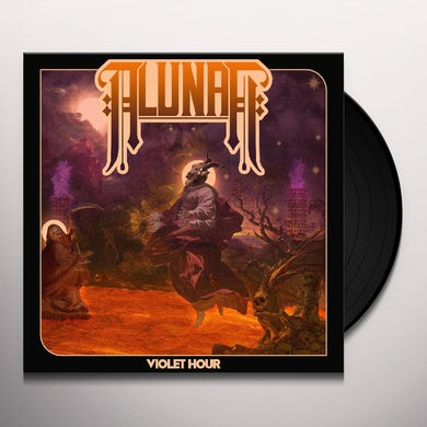 VIOLET HOUR Vinyl Record