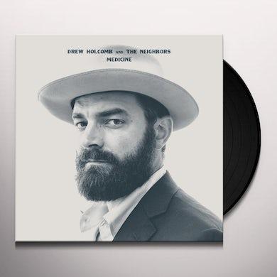 Drew Holcomb and the Neighbors MEDICINE Vinyl Record