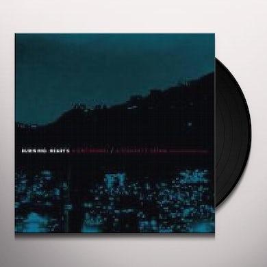 Burning Hearts NIGHT ANIMAL Vinyl Record
