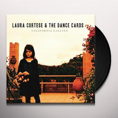 Laura Cortese & The Dance Cards CALIFORNIA CALLING Vinyl Record