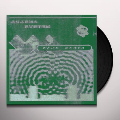 Akasha System ECHO EARTH Vinyl Record