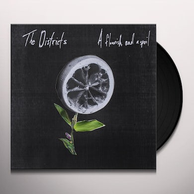 Districts FLOURISH & A SPOIL: LIMITED Vinyl Record