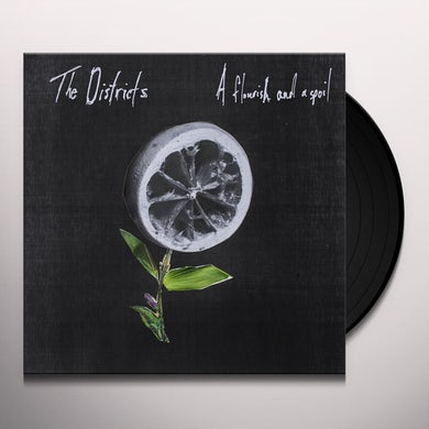 Districts FLOURISH & A SPOIL Vinyl Record