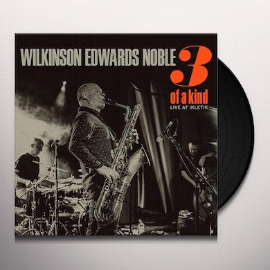 Wilkinson 3 Of A Kind Vinyl Record