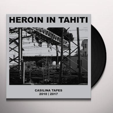 Heroin In Tahiti CASILINA TAPES Vinyl Record