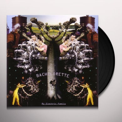 Bachelorette MY ELECTRIC FAMILY Vinyl Record