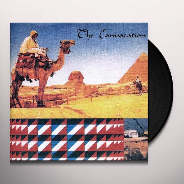 Convocation MY HISTORY MYSTERY Vinyl Record