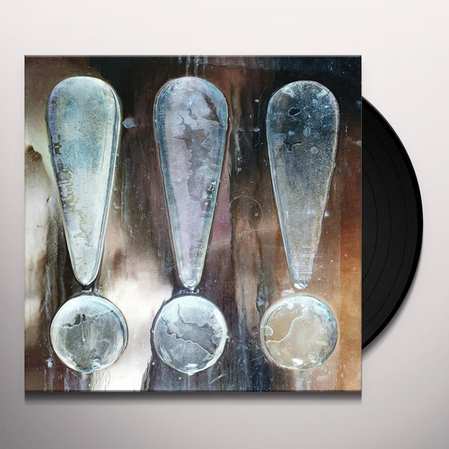 !!! STRANGE WEATHER ISN'T IT Vinyl Record