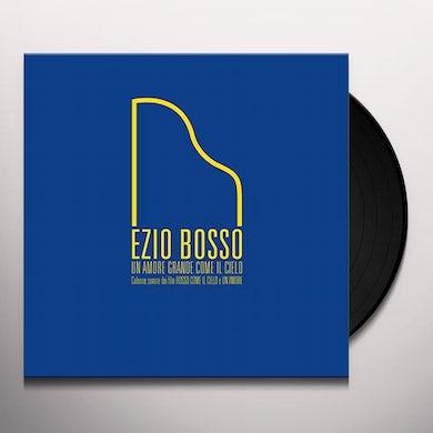Ezio Bosso UN AMORE GRANDE COME IL CIELO Vinyl Record