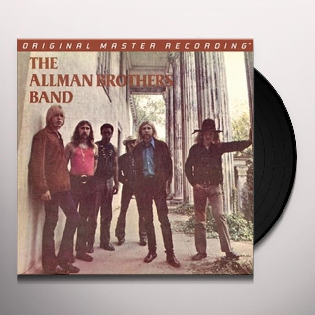The Allman Brothers Band  Vinyl Record - Limited Edition, 180 Gram Pressing, Remastered