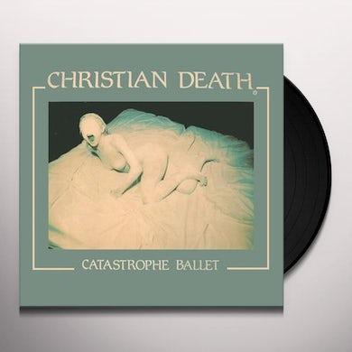 Christian Death CATASTROPHE BALLET Vinyl Record