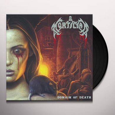 Mortician Store Official Merch Vinyl