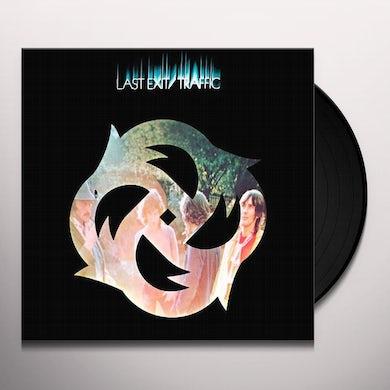 Traffic LAST EXIT Vinyl Record