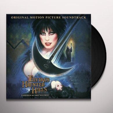 Elvira'S Haunted Hills / O.S.T. ELVIRA'S HAUNTED HILLS / Original Soundtrack Vinyl Record